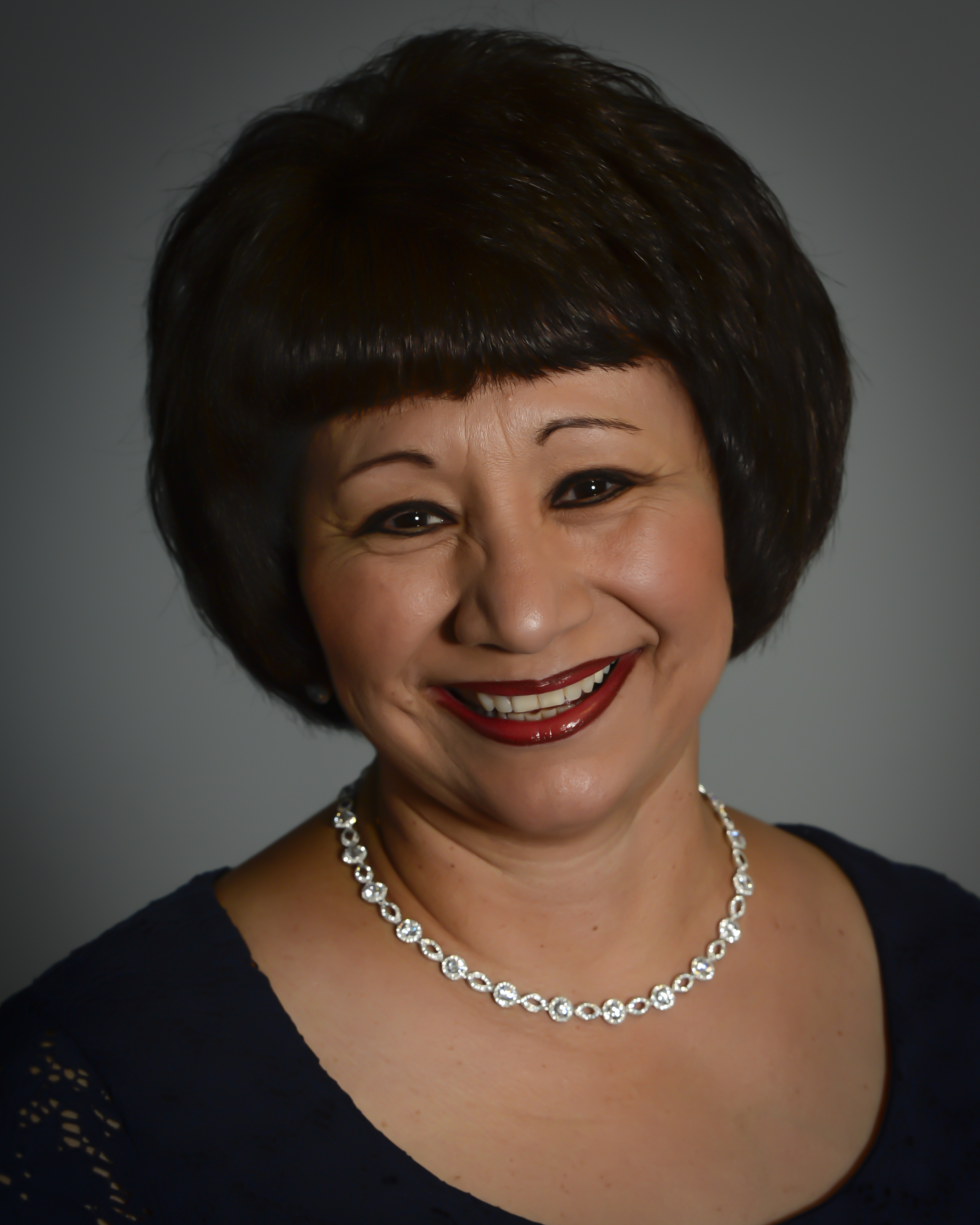 Erlinda Valdez : Immediate Past President