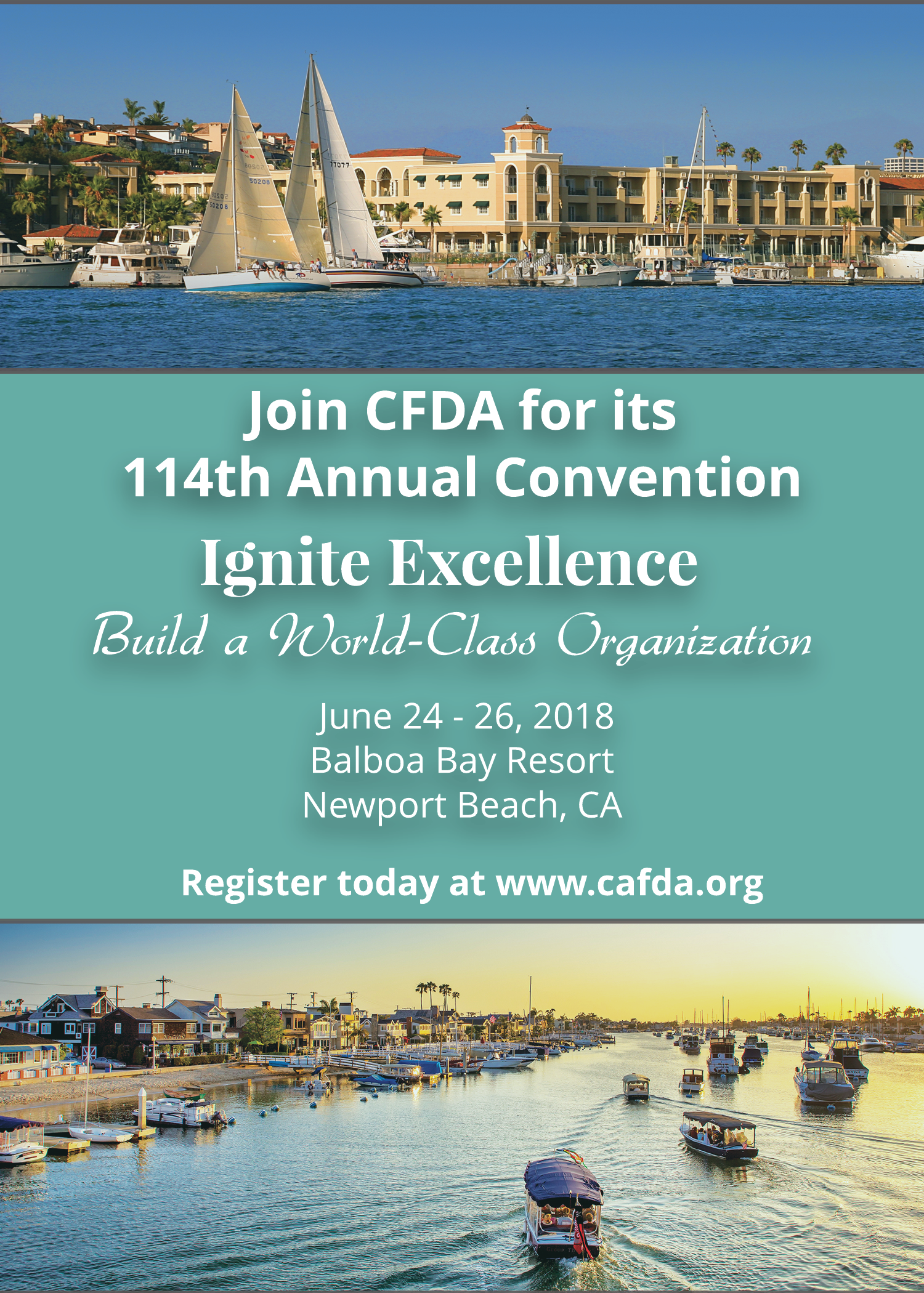 CFDA 2018 Annual Convention