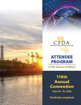 Cover of Convention Brochure